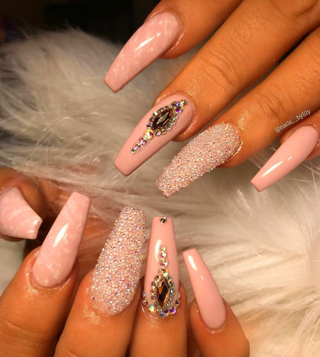 30+ Cute Acrylic Nails Designs Ideas For You