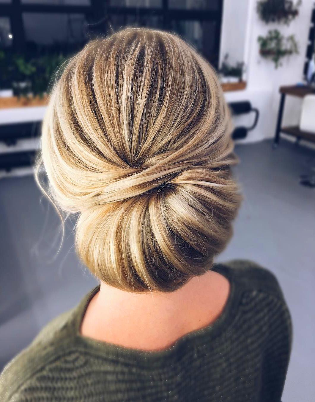 65 Captivating Wedding Hairstyles For Medium Length Hair