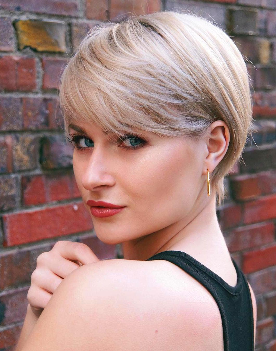 80 Trendy Short Pixie Hairstyles For Women