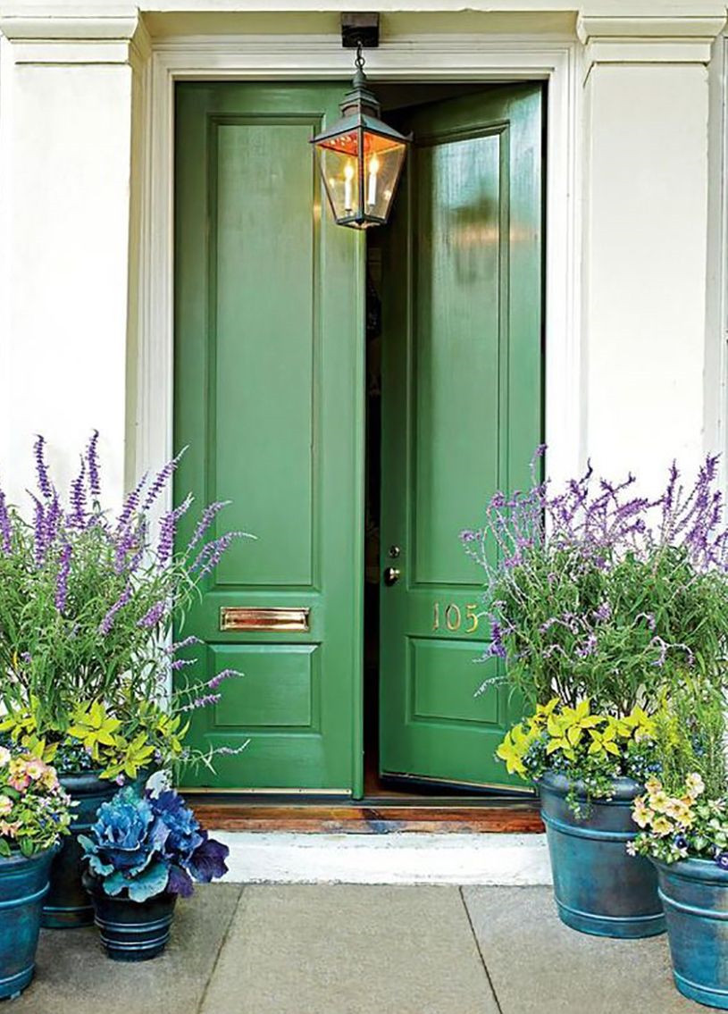 32 Best Paint Colors to Upgrade Your Front Door