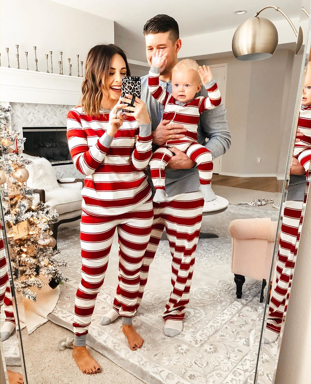 35 Best  Matching Family Christmas Pajamas 2019
