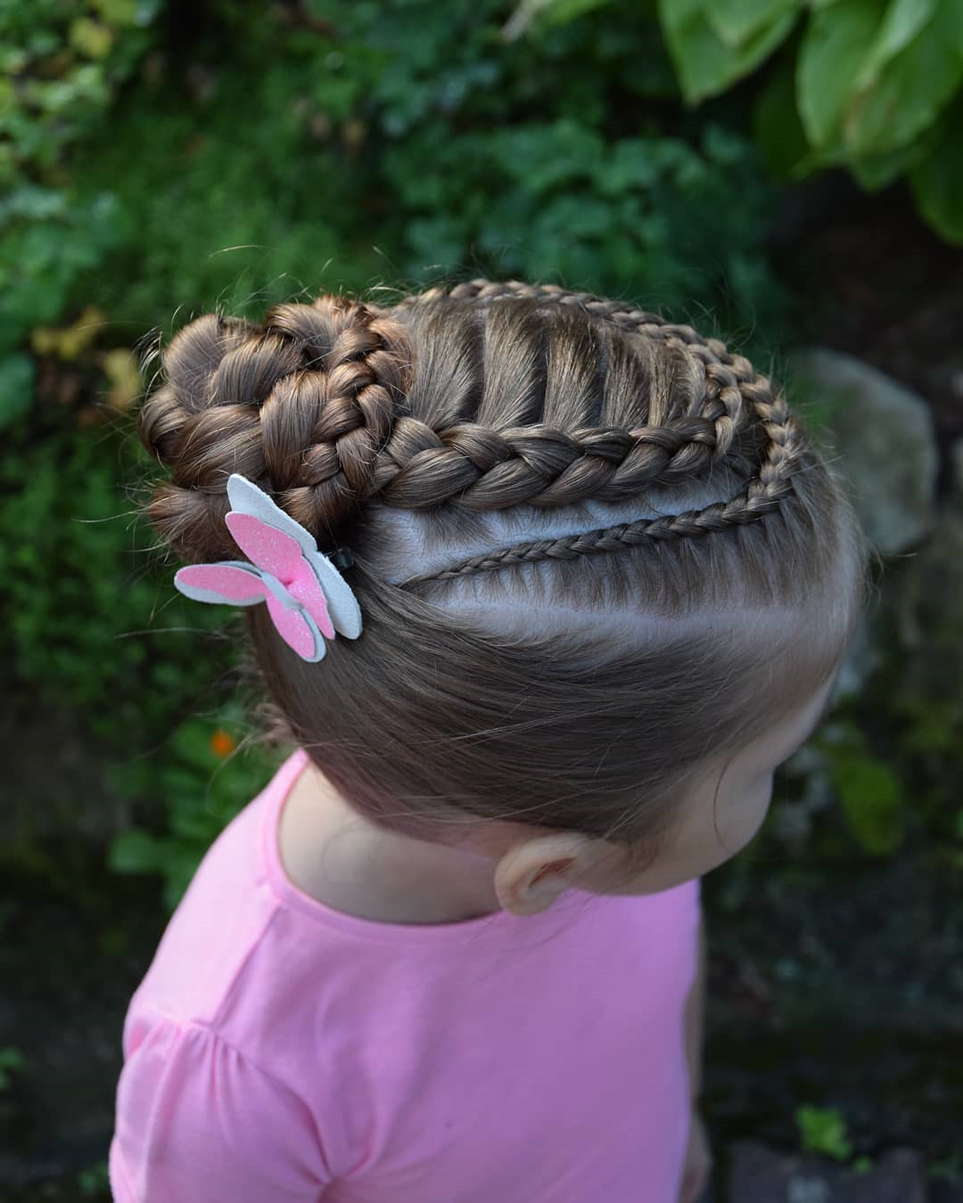50 Adorable Braided Hairstyles for Kids 2020