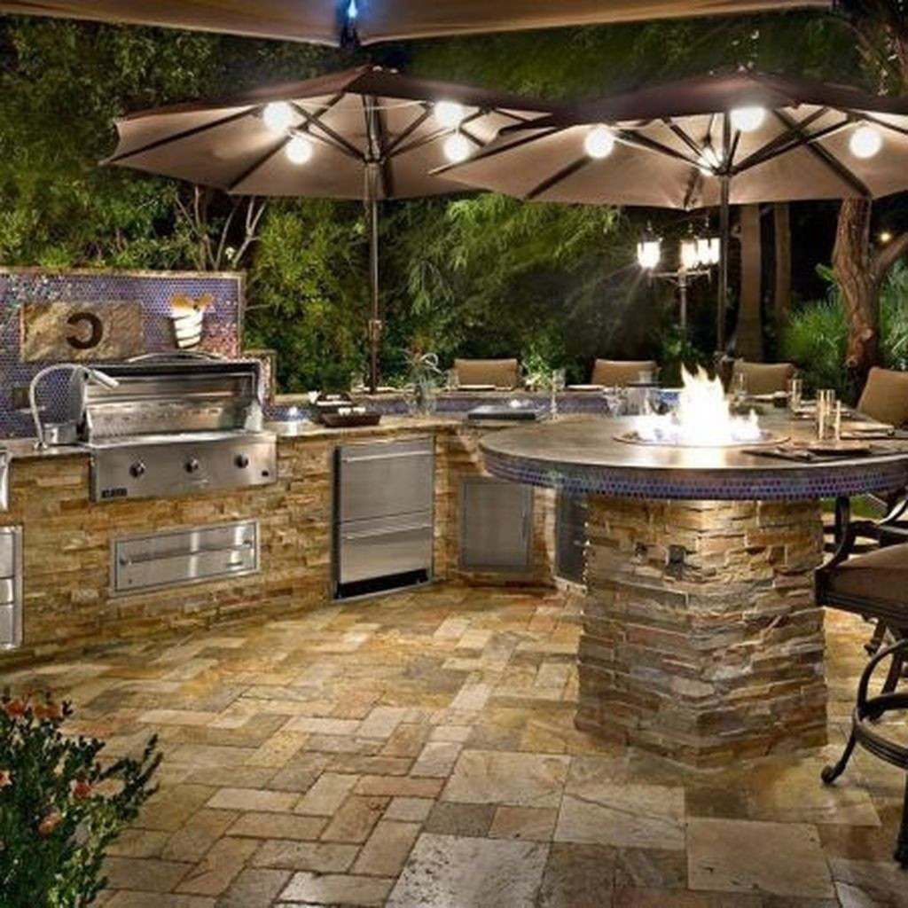 36 Awesome Outdoor Kitchen Design Ideas for 2020