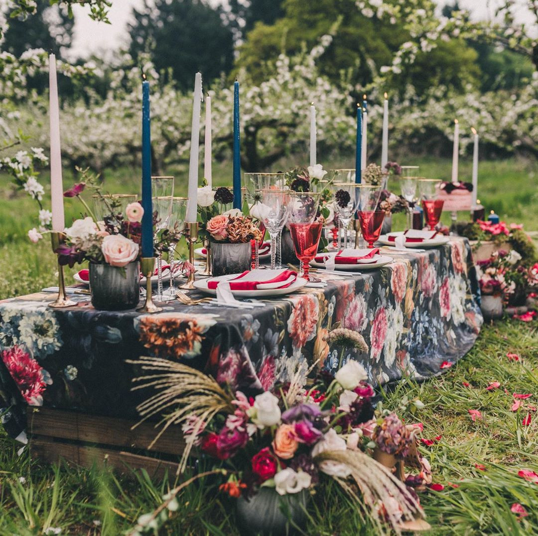 36 Charming Outdoor Wedding Ideas for Spring