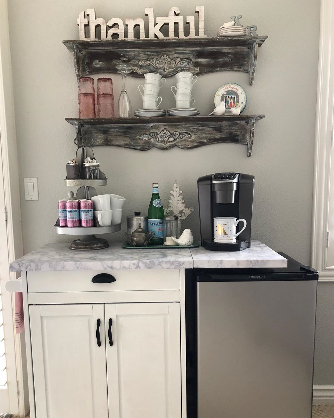 50 DIY Coffee Bar Ideas to Try at Home