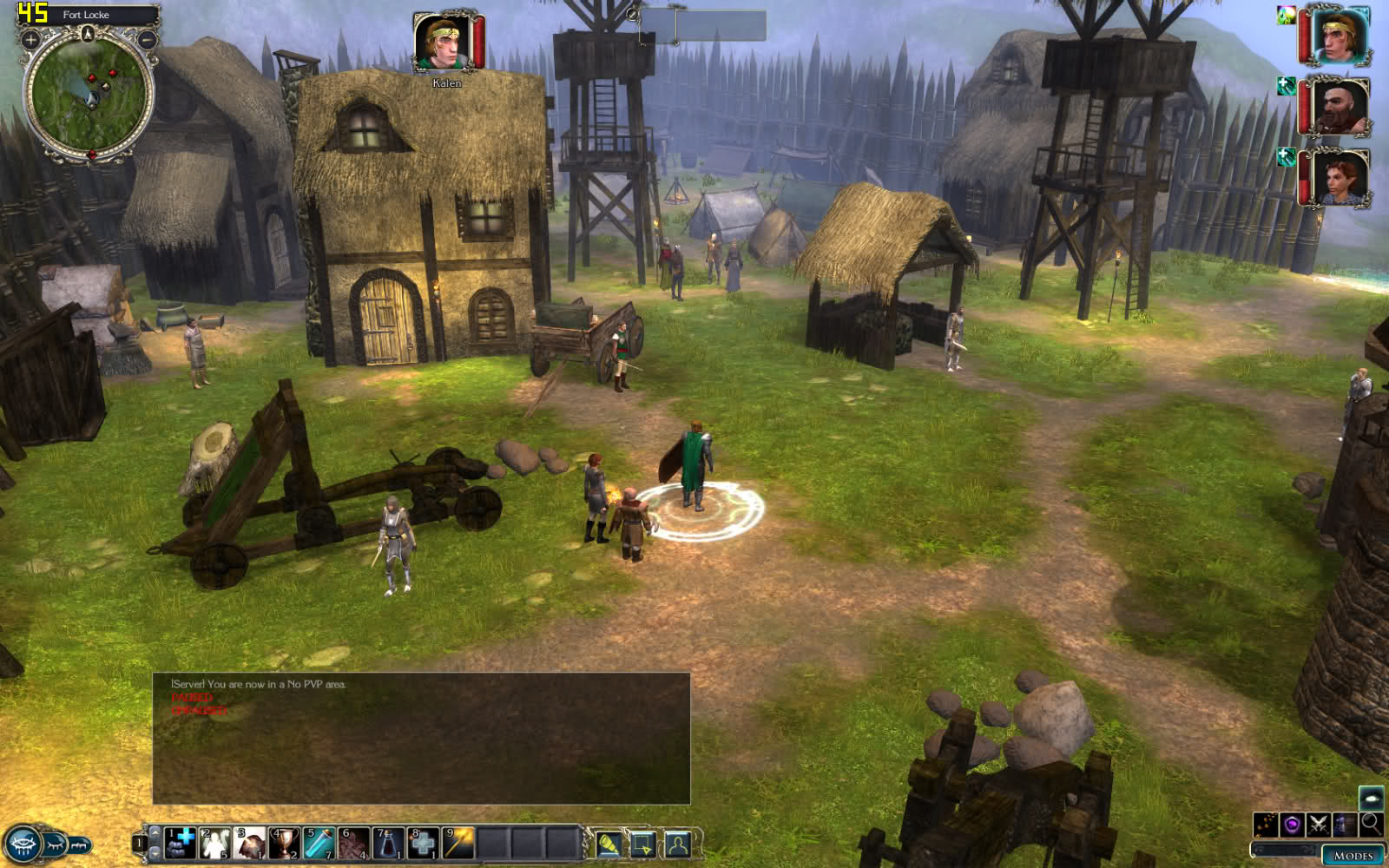 Neverwinter Nights 2 Console Commands Guides