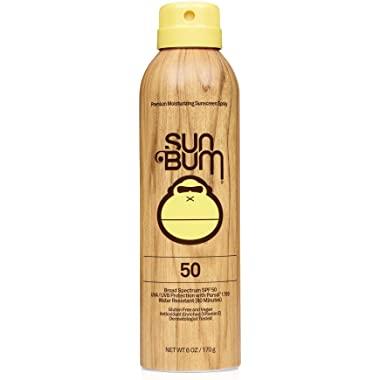 Sun Bum Original Sunscreen Spray | Vegan and Reef Friendly