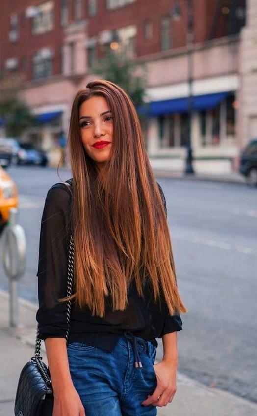 30 Cute and Easy Long Hairstyles For Spring