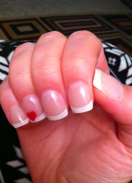 40+ Cute Valentine's Day Nail Designs You Can DIY