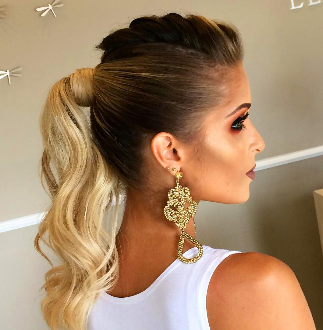 30+ Beautiful Hairstyles For Women: Casual And Prom Looks - flippedcase