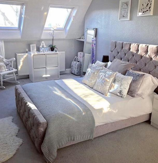 55 Beautiful Bedroom Decorating Ideas