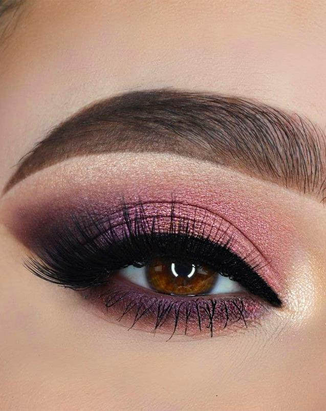 55 Pretty Natural Makeup Ideas for Ladies 2019