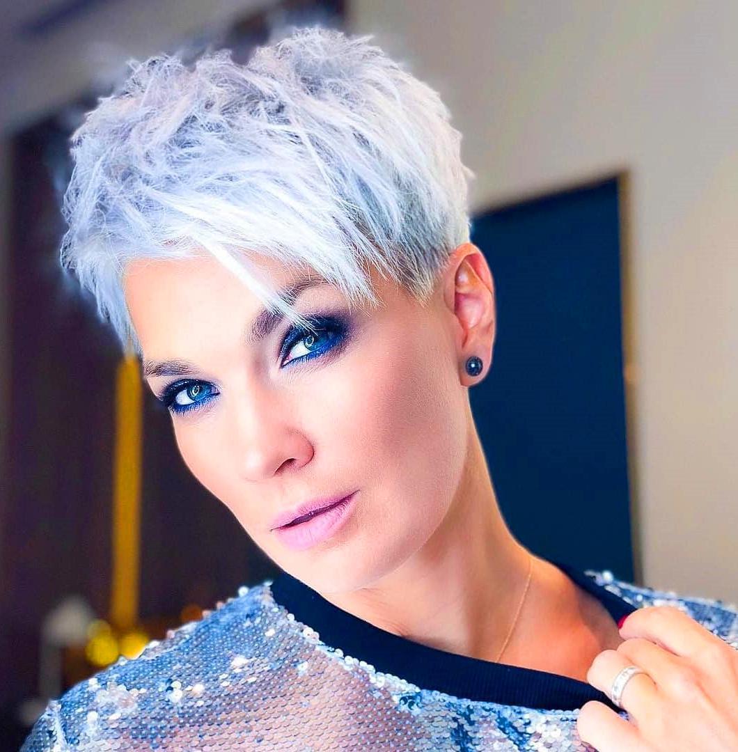 80 Trendy Short Pixie Hairstyles For Women #ShortHairstyles #Hairstyles #ShortHair