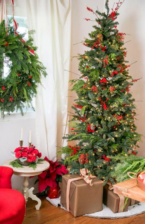 65+ Pretty DIY Christmas Tree Decor Ideas #Christmas #ChristmasTree