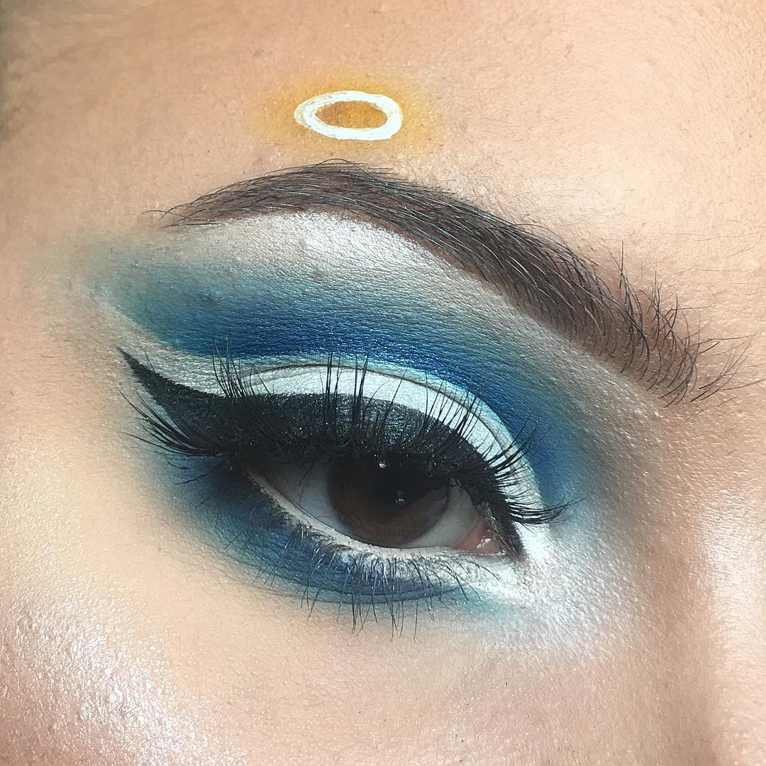 50 Beautiful Eye Makeup Ideas For The Prom Party
