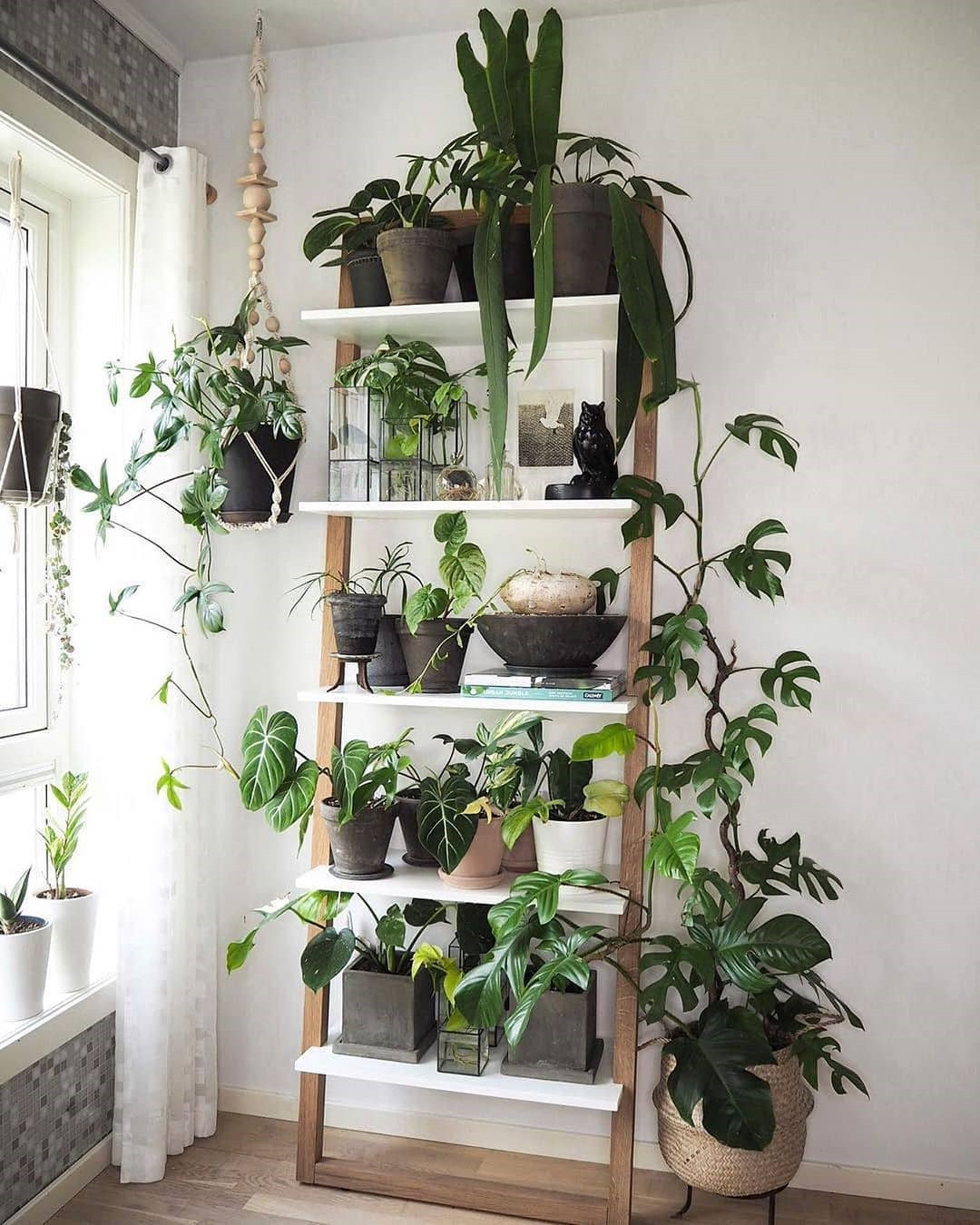 46 DIY Plant Stand ideas to Fill Your Living Room With Greenery