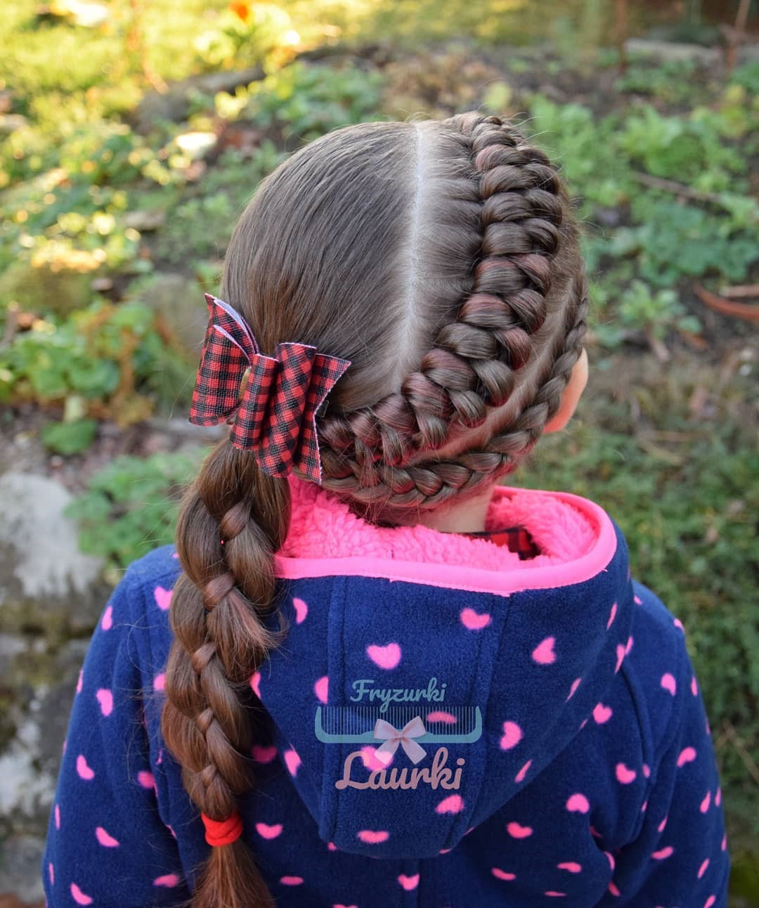 50 Adorable Braided Hairstyles for Kids 2020,little girl braided hairstyles
