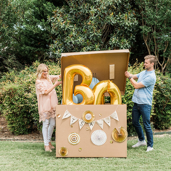 42 Creative Gender Reveal Ideas You Can Steal 2020