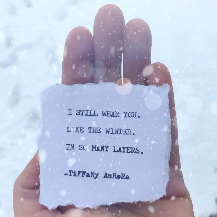 25 Favourite Winter Quotes to Welcome a New Chapter