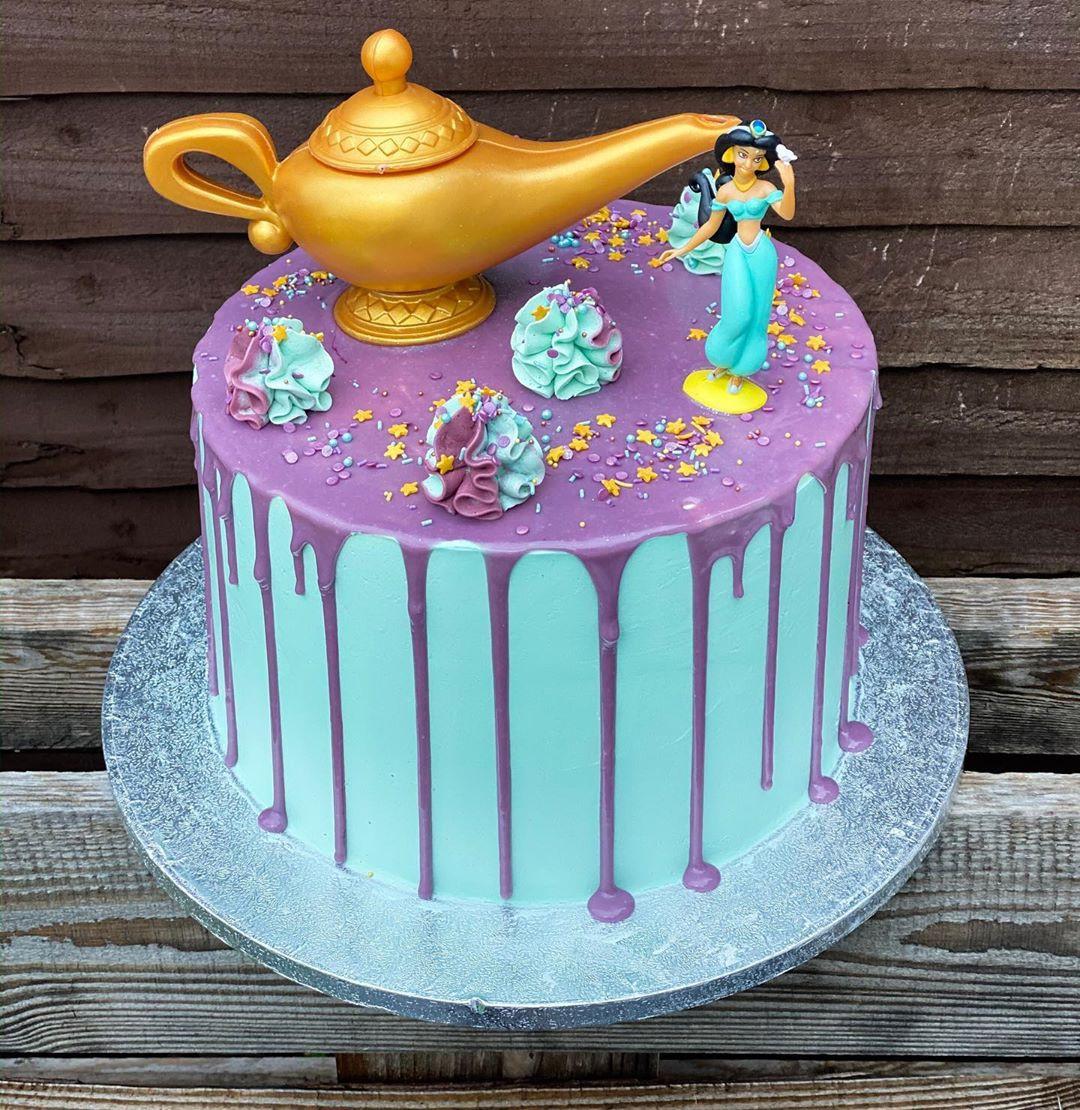 28 Simple Jasmine Cake ideas for 2020 #cake #birthday