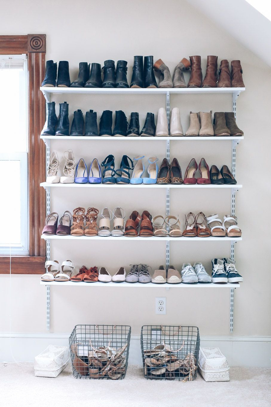 38 Best Simple DIY Shoe Racks You'll Want To Make,shoe rack ideas pinterest,shoe rack ideas diy,shoe storage ideas for small spaces