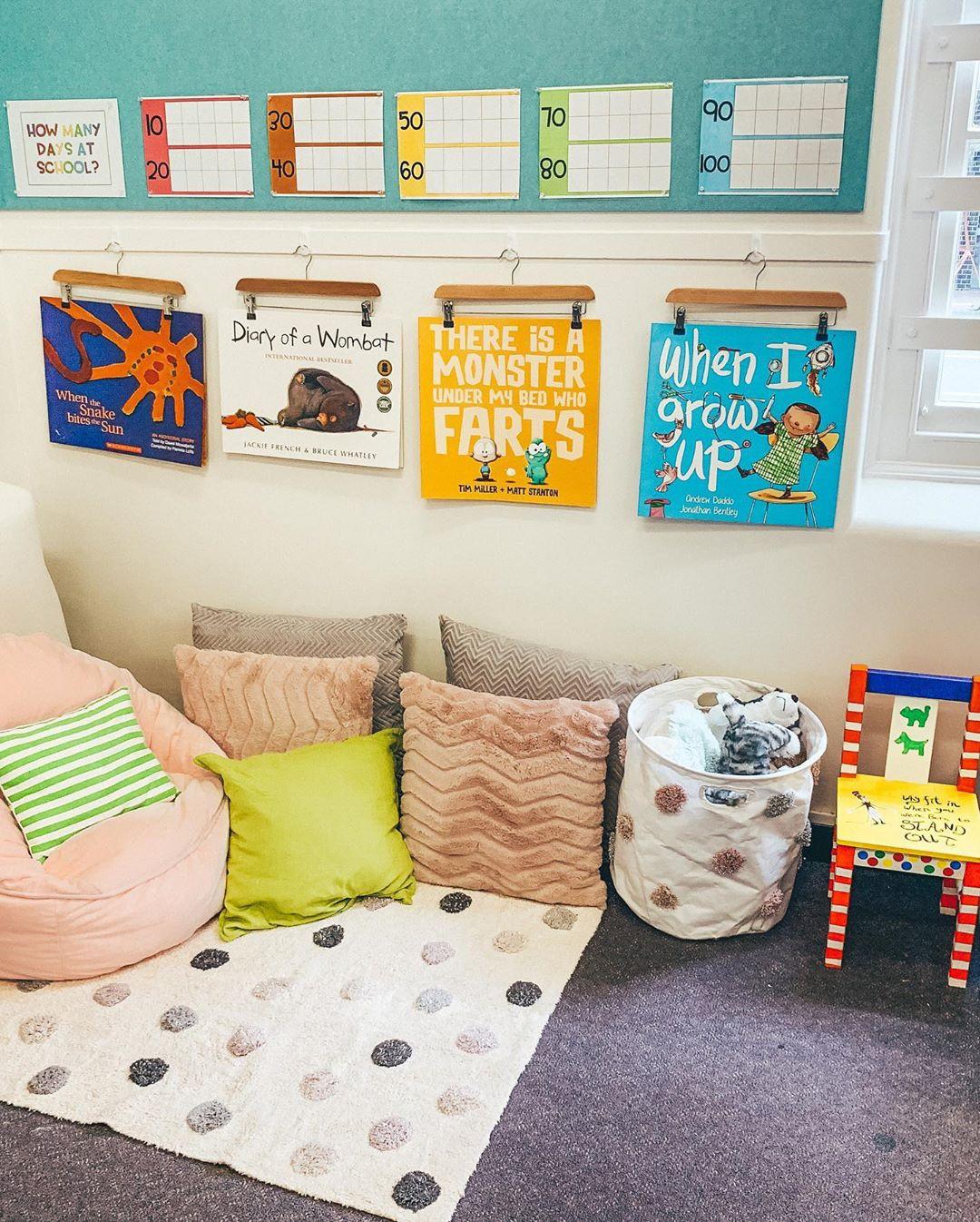35 Ideas for Creative Reading Corner for Kids,children's reading corner furniture,reading corner ideas for kindergarten,reading corner ideas for home