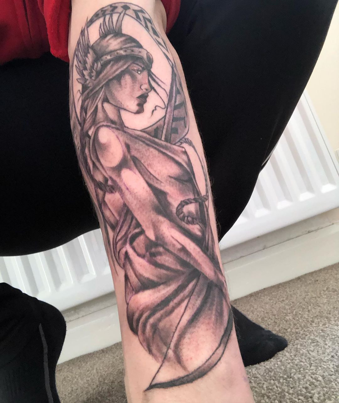 38 Aphrodite Tattoos Ideas You Will Love