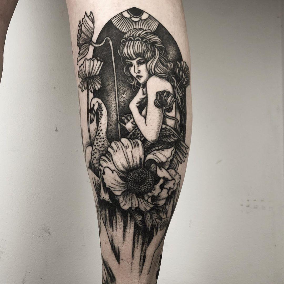 38 Aphrodite Tattoos Ideas You Will Love