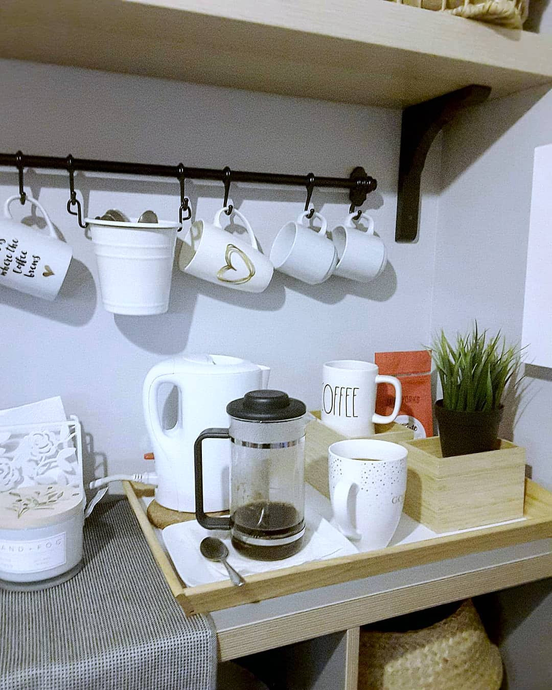 50 DIY Coffee Bar Ideas to Try at Home,