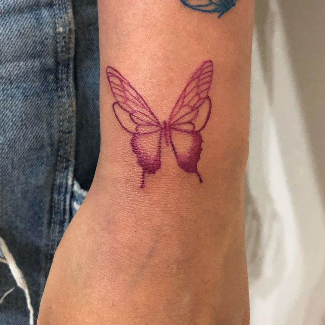 52 Sexiest Butterfly Tattoo Designs in 2020,