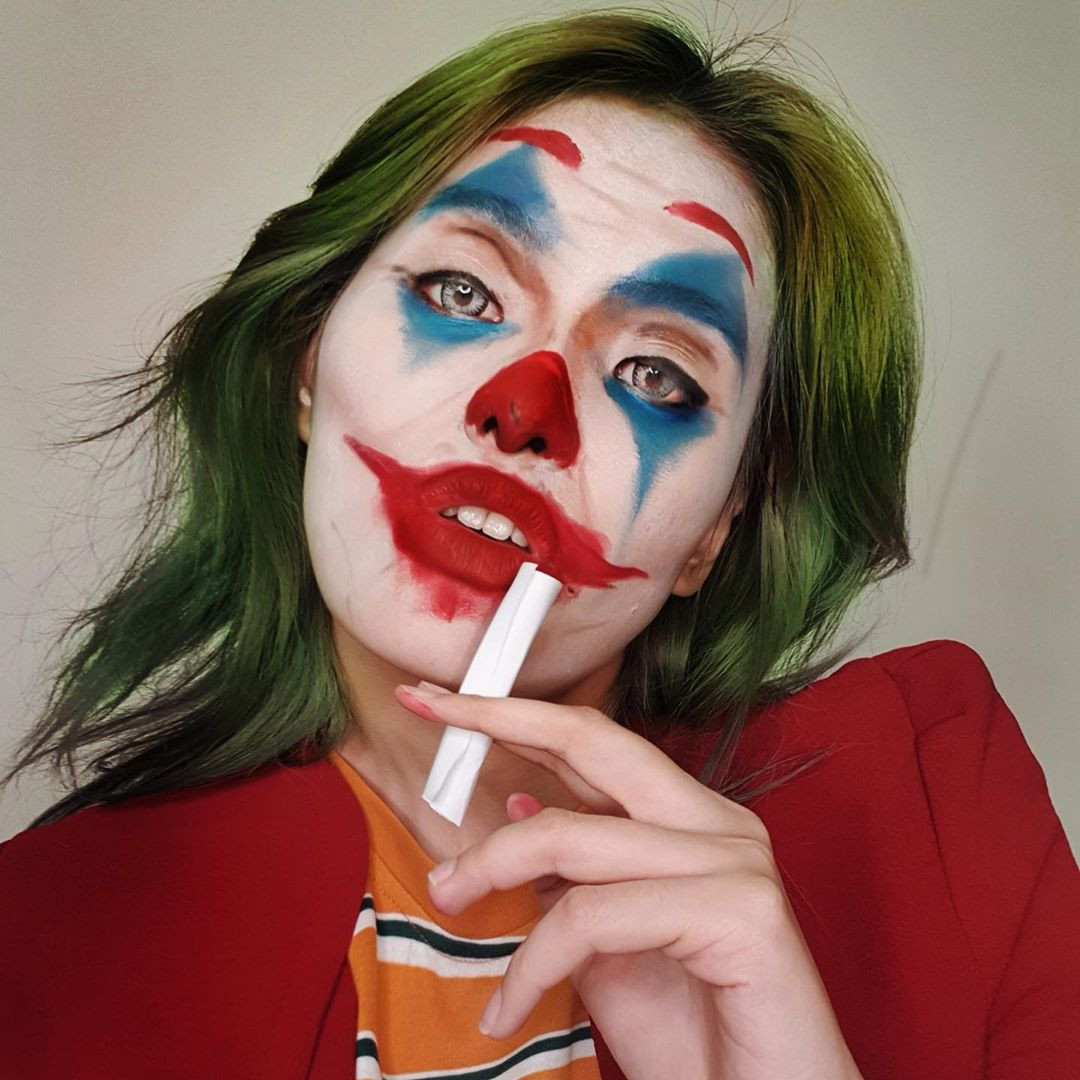 25 Joker Halloween Makeup Ideas 2020,#jokermovie#jokerharley#jokercosplay#jokerworld#jokerlovers#jokersuicidesquad#thesuicidesquad#jokeredit#joker#jaredletojoker