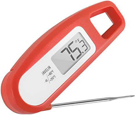 Lavatools PT12 Javelin Digital Instant Read Meat Thermometer for Kitche